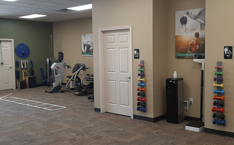 Drayer Physical Therapy in Northport, AL Weight Training