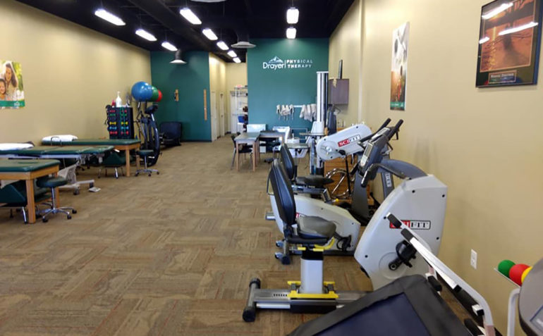 Drayer Physical Therapy Chambersburg PA Exercise Equipment