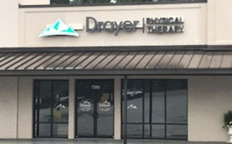 Drayer Physical Therapy Irmo SC Exterior