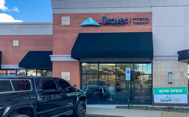Dryaer Physical Therapy Fredericksburg Exterior