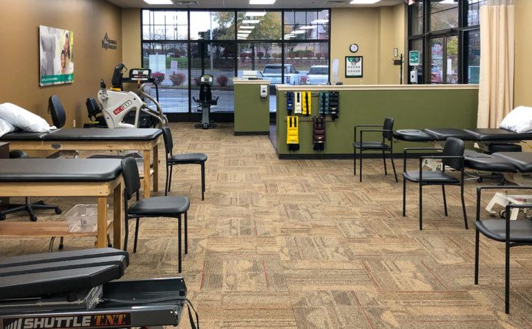 Dryaer Physical Therapy Fredericksburg Interior