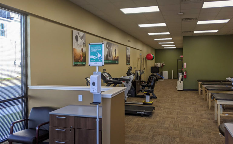 Drayer Physical Therapy Middletown interior 07